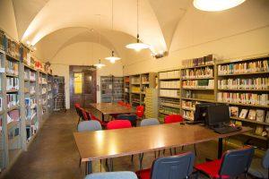 Biblioteca di Cortona